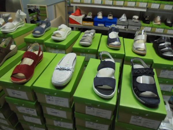 Waldläufer Damen Sandale Größe 2,5 bis Größe 9 - Mix Posten